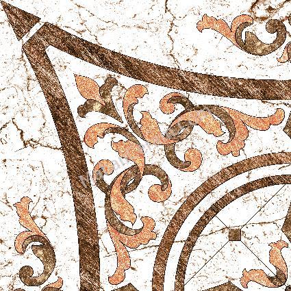سرامیک المیرا شکلاتی- شرکت کاشی ماهان میبد